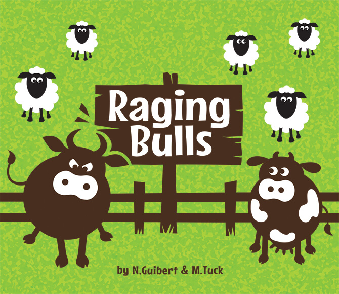 Raging Bulls opening screen