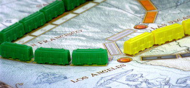 Ticket to ride middle game